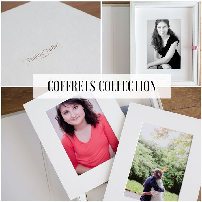 Les coffrets Collection de Pauline Studio
