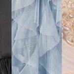 Détail des robes de la garde robe du studio