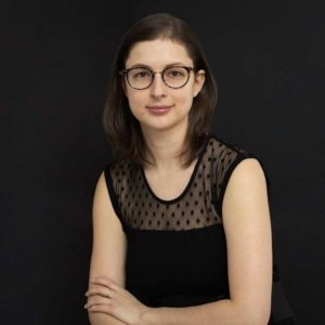 Portrait de Pauline Suhr