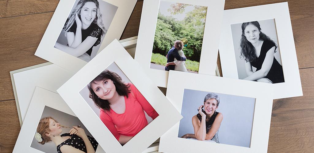 Le tirage de vos Portraits