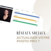 Actualiser votre photo professionnelle